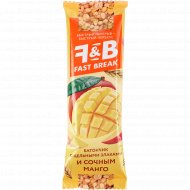 Батончик-мюсли «Fast Break» с манго, 30 г