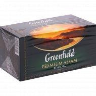 Чай «Greenfield» Premium Assam, 25 пакетиков.