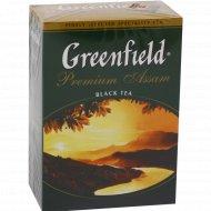 Чай чёрный «Greenfield» Premium Assam 100 г.