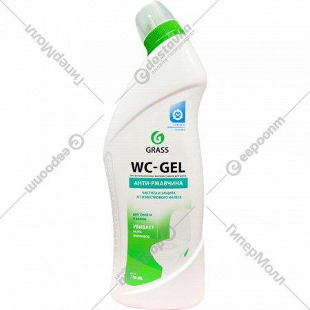 Средство для чистки сантехники «WC-Gel» 750 мл.