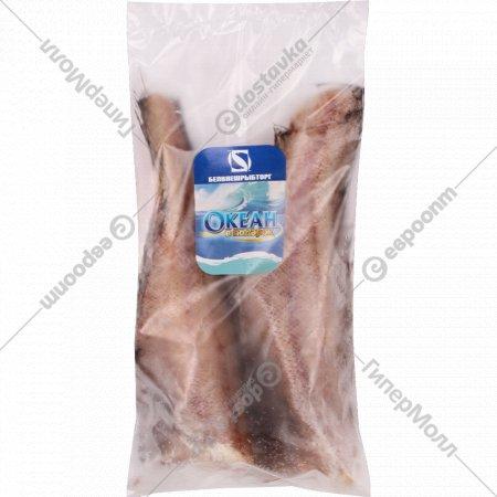 Рыба свежемороженная «Лемонема Дальневосточная» тушка, 1 кг., фасовка 0.9-1.5 кг