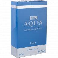 Туалетная вода «Dilis» Blue Aqua, 100 мл