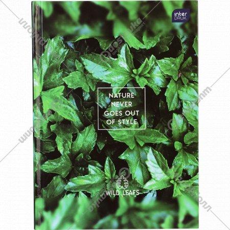 Записная книжка А5 «Mixed designs» 96 листов, клетка.
