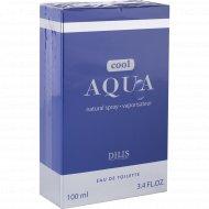 Туалетная вода «Dilis» Cool Aqua, 100мл