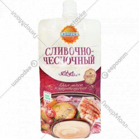Соус майонезный «Камако» Сливочно-чесночный, 180 г.