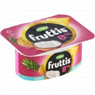 Продукт йогуртный «Суперэкстра» банана-сплит/пина колада, 8%, 115 г.