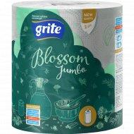 Полотенца бумажные «Grite» Blossom, 1 рулон.