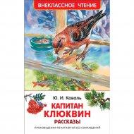 Книга «Капитан Клюквин» внеклассное чтение.