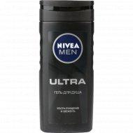 Гель для душа мужской «Nivea» ultra, 250 мл.