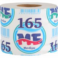 Бумага туалетная «Мач Бум 165» 80х42.