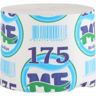 Бумага туалетная «Мач Бум 175» 80х44.