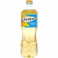 Масло подсолнечное «Олейна» рафинированное, 1 л.