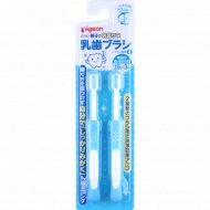 Набор зубных щеток (18+ мес) голубая 2 шт.