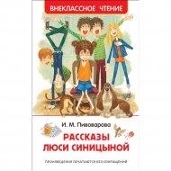 Книга «Рассказы Люси Синицыной».