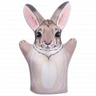 Кукла-перчатка «Заяц».