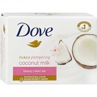 Крем-мыло «Dove» кокосовое молочко и лепестки жасмина, 100 г.