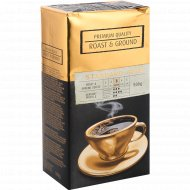 Кофе молотый «Standart Gold» среднеобжаренный, 500 г.