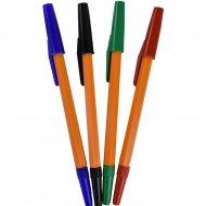 Набор ручек «Союз» 4 шт, разноцветные