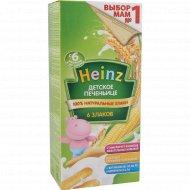 Печенье «Heinz» 6 злаков, 160 г.