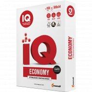 Бумага «Q Economy» A4, 80г/м, 500 листов.