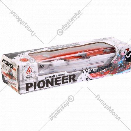 Кораблик «Пионер».