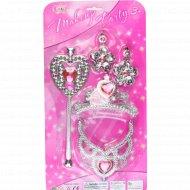 Набор бижутерии для кукол «Маленькая принцесса» Волшебная палочка.