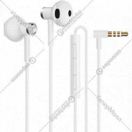 Наушники «Xiaomi» Mi Dual Driver Earphones ZBW4406TY BRE01JY.