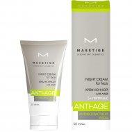 Ночной крем «MASSTIGE Anti-Age» для лица, 50 мл.