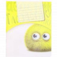 Тетрадь «Глазастики» клетка, 12 листов.