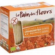 Хлебцы «Le Pain des Fleurs» с киноа, 150 г.