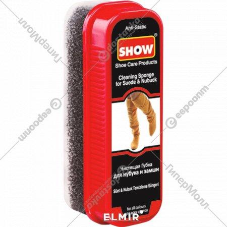 Губка для обуви «Show» для нубука и замши