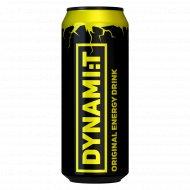 Напиток безалкогольный «Dinami:T Original» энергетический, 0.45 л.