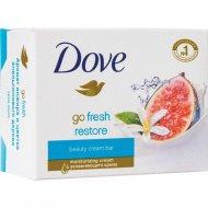 Крем-мыло «Dove» инжир и лепестки апельсина, 100 г.