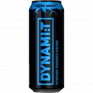 Напиток энергетический «Dynami:T» Strong, 0.45 л