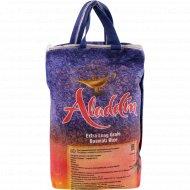 Рис длиннозерный пропаренный «Алладин» басмати, 1 кг.