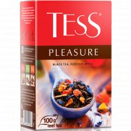 Чай чёрный «Tess» Pleasure 100 г.