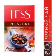 Чай чёрный «Tess» Pleasure, 100 г.