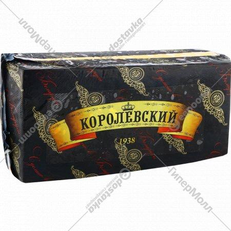 Сыр «Королевский» с ароматом топленого молока, 40%, 1 кг., фасовка 0.3-0.4 кг