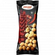 Арахис жаренный «Mogyi» в хрустящей оболочке со вкусом чили, 60г