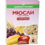 Мюсли «Здоровое питание» мультифруктовые, 250 г.