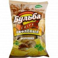 Чипсы картофельные «Бульба Chips» со вкусом боровиков, 75 г.
