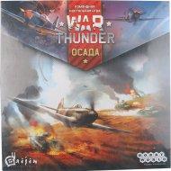 Настольная игра «War Thunder: Осада».