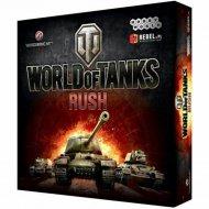 Настольная игра «World of Tanks: Rush» 2-е русское издание.