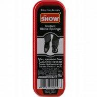 Губка для обуви «Show» стандарт, черная