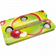 Драже «Jake vitamincandy» со вкусом яблока без сахара, 18 г