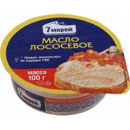 Масло лососевое «7 морей» 100 г.