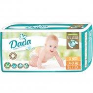 Подгузники «DADA» Extra Soft, размер 3, midi, 4-9 кг, 54 шт