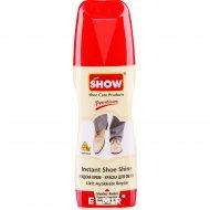 Жидкая крем-краска для обуви «Show» бесцветная, с губкой, 75 мл.