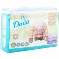 Подгузники «DADA» Extra Soft maxi, 7-18 кг, 46 шт