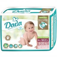 Подгузники «DADA» Extra Soft, размер 4, maxi, 9-20 кг, 42 шт